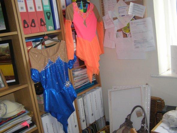 Hobbyraum 'Stress with dress/Reality'