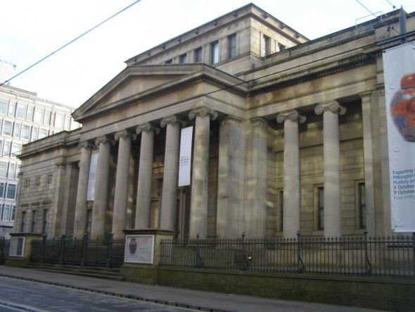 Hausfassade / Außenansichten 'Manchester'
