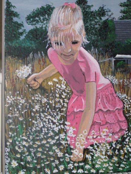 Hobbyraum 'my paintings'