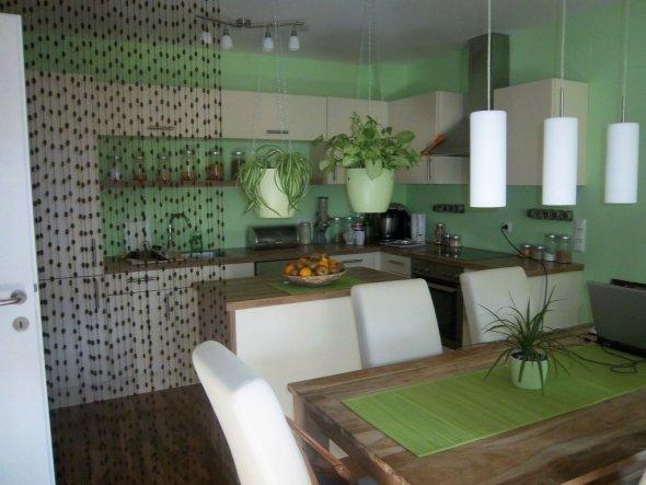 wohnzimmer 'wohnzimmer & küche' - home sweet home - zimmerschau - Wohnzimmer Braun Mint