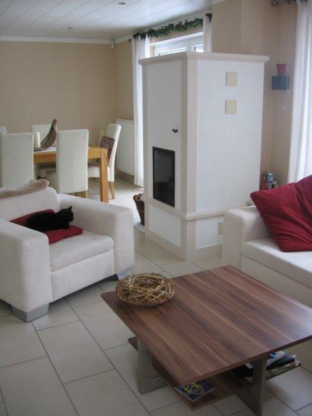 Wohnzimmer Wohnzimmer - Unser Traumhaus - Zimmerschau