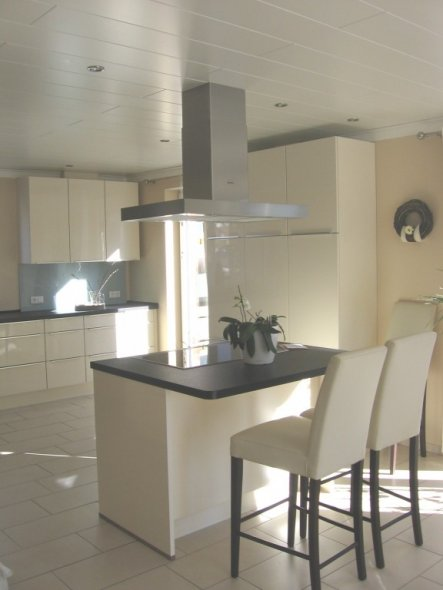 k che 39 neue dekoration in der k che 39 unser traumhaus zimmerschau. Black Bedroom Furniture Sets. Home Design Ideas
