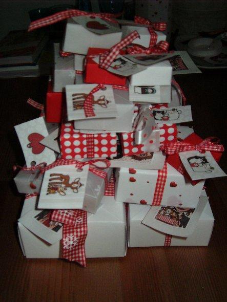 Weihnachtsdeko 'Weihnachtszeit'