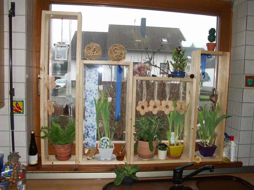 Atemberaubend Dekorieren Küchenfenster Ideen Galerie - Küchenschrank ...