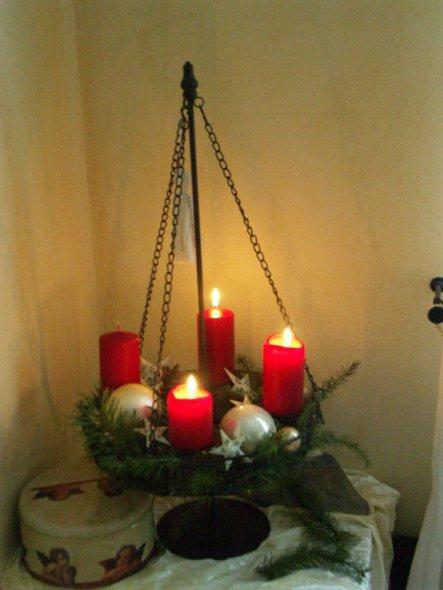 Deko 39 weihnachten 39 kuschelhaus zimmerschau for Zimmerdeko weihnachten