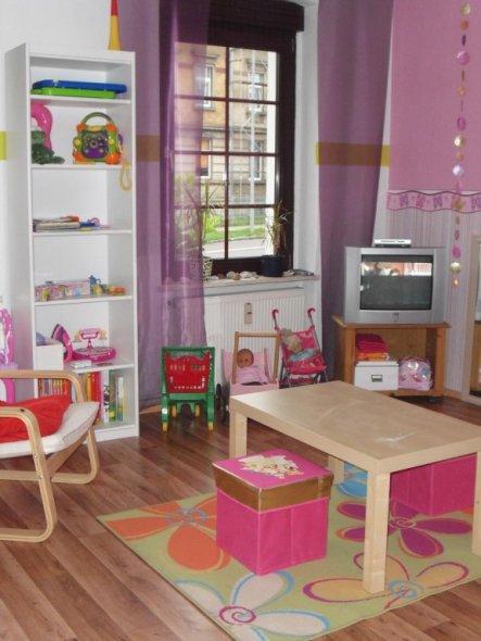Kinderzimmer 'Leonie´s neues Reich'