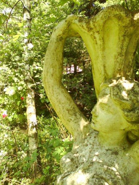 Garten 'Wilder Garten'