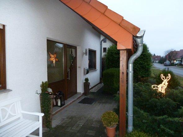 Hausfassade / Außenansichten 'Hausansicht'