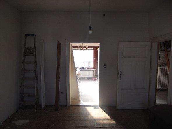 Schlafzimmer 'viell. Schlafzimmer unserer Tochter  oben'