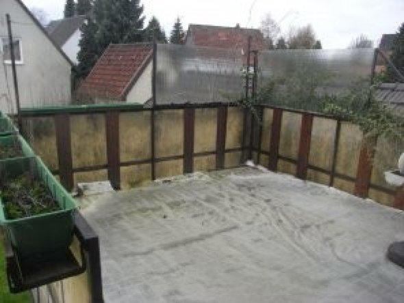 Terrasse / Balkon 'Dachterasse '