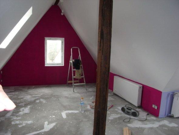 Kinderzimmer 'Dachboden'