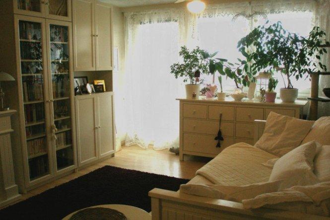 Wohnzimmer 'mein wohn-u.schlafraum'