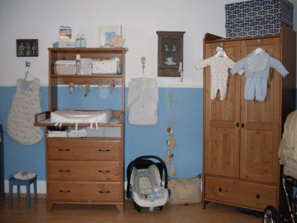 Kinderzimmer '...für den Bauchzwerg...'
