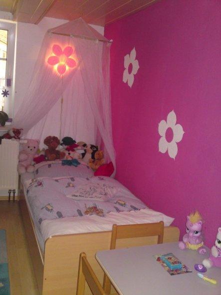 Kinderzimmer 'Zimmer meiner jüngsten Tochter'
