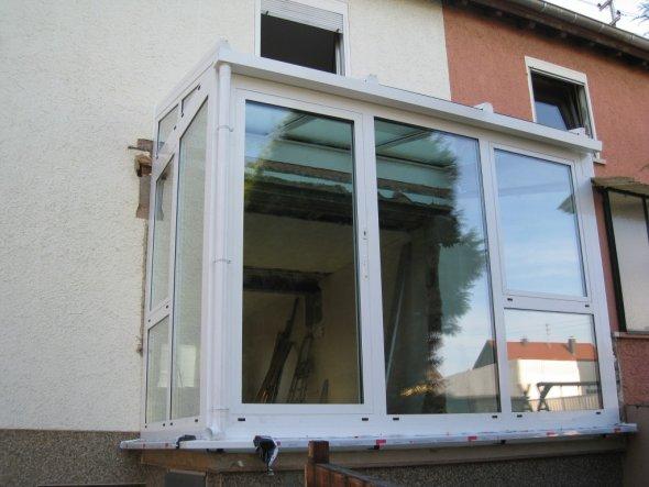 Wohnzimmer Kuche Durchbruch: Modernisieren Renovieren Und Sanieren ... Wohnzimmer In Wintergarten Haus Renovierung