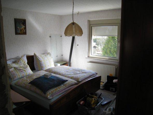 Schlafzimmer renovierung 2010 11 von matze040184 21205 zimmerschau - Renovierung schlafzimmer ...