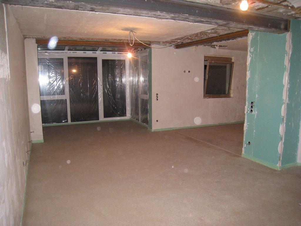 wohnzimmer 39 wohn esszimmer 39 renovierung 2010 11 zimmerschau. Black Bedroom Furniture Sets. Home Design Ideas