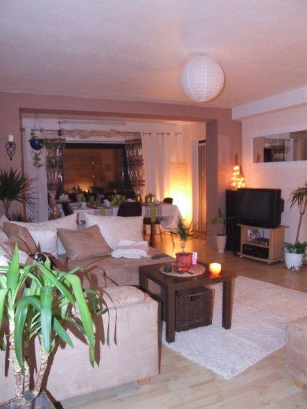Wohnzimmer 39 wohn und esszimmer 39 home sweet home for Zimmerschau esszimmer