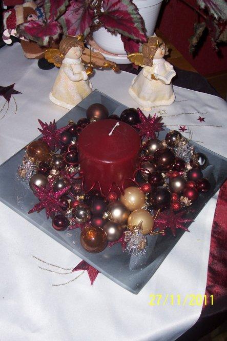 weihnachtsdeko 39 weihnachten 2011 39 mein domizil zimmerschau. Black Bedroom Furniture Sets. Home Design Ideas