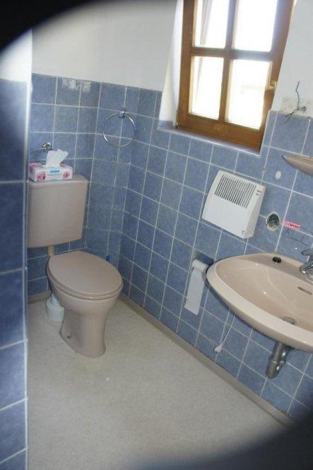 Bad 'Das alte Badezimmer 1. OG'
