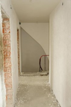 Flur / Treppenaufgang