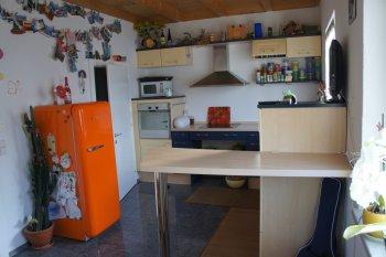 unsere alte Küche