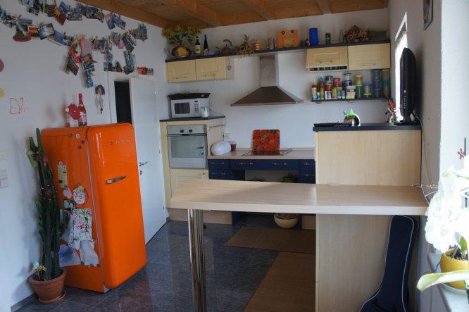 Küche 'unsere alte Küche'
