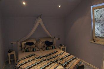 unser altes Schlafzimmer