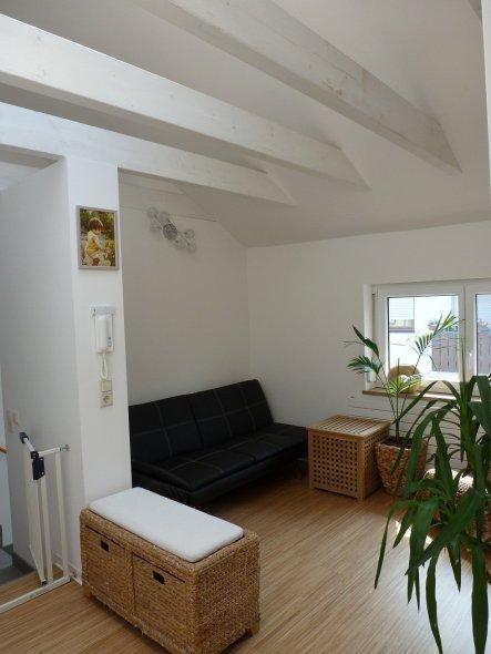 wohnzimmer 39 offenes wohnzimmer oben 39 mi casa zimmerschau. Black Bedroom Furniture Sets. Home Design Ideas