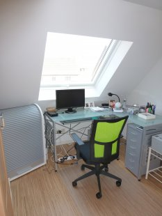 Büro oben
