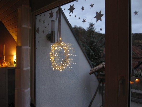 Weihnachtsdeko 'Es weihnachtet sehr....'