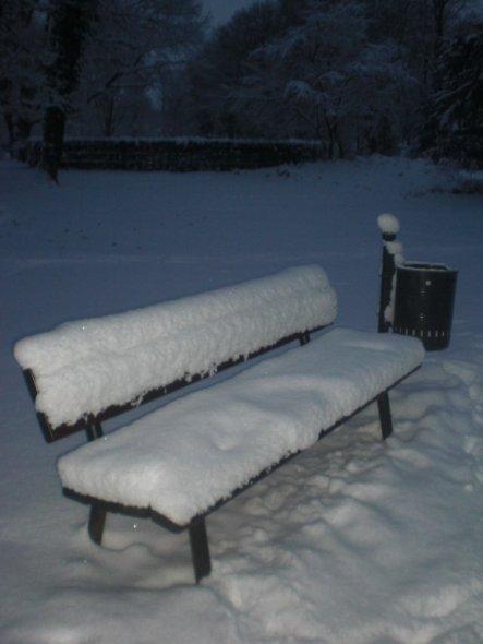 Hausfassade / Außenansichten 'winter 2010/2011'