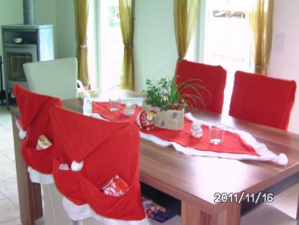 Weihnachtsdeko 'it's christmas time 2011'