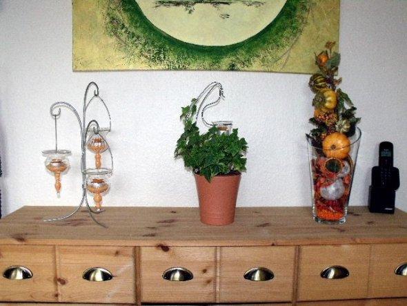Wohnzimmer 'Wohnzimmer Herbstdeko'