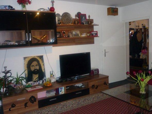 Wohnzimmer 'Mein Ruheplatz'