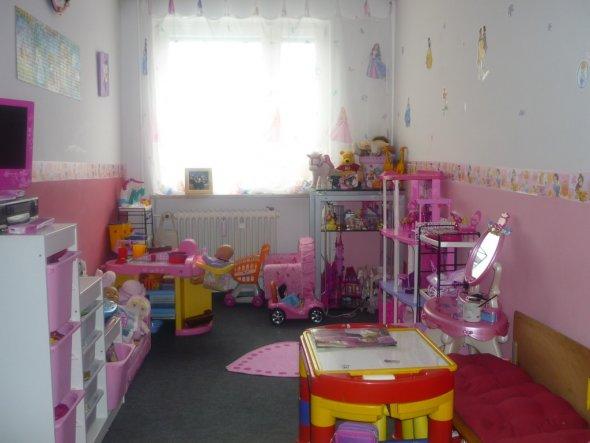 Kinderzimmer 'Aliyahs Traum'