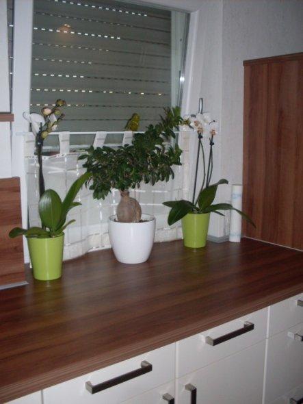 Küche 'Meine neue Küche vorher und Nachher '