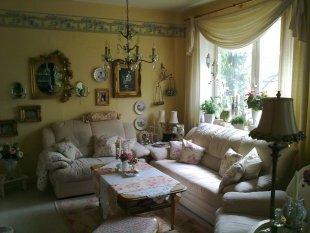 wohnzimmer 'romantikwohnzimmer' - my sweet home - zimmerschau - Wohnzimmer Romantisch