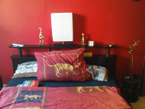 mein traum schlafzimmer. Black Bedroom Furniture Sets. Home Design Ideas