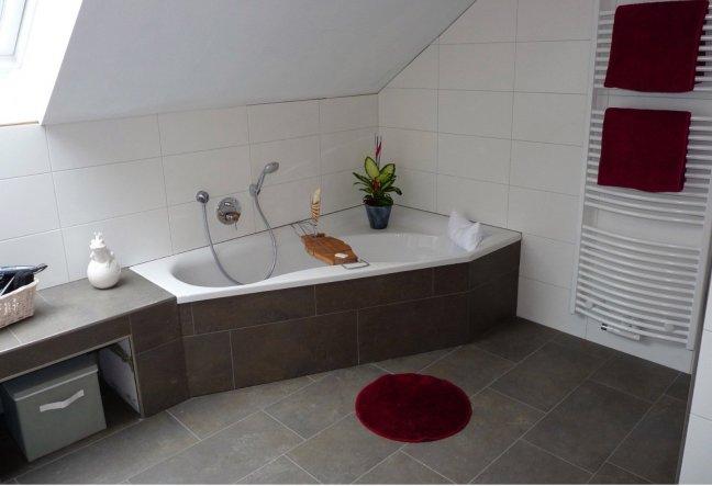 Bad Unser neues Badezimmer - Sweet Home - Zimmerschau