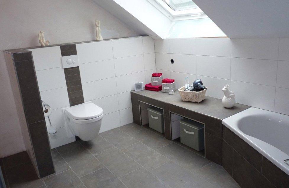Unser neues Badezimmer von himbeere84