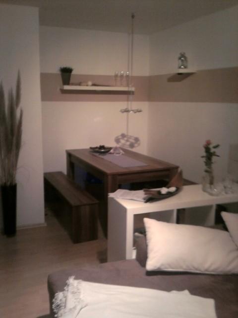 esszimmer 39 essecke 39 mein domizil zimmerschau. Black Bedroom Furniture Sets. Home Design Ideas