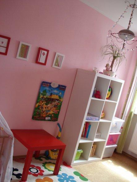 Kinderzimmer 'Jasmins Reich'