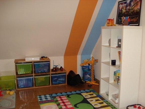 Kinderzimmer 'Philli´s Reich'