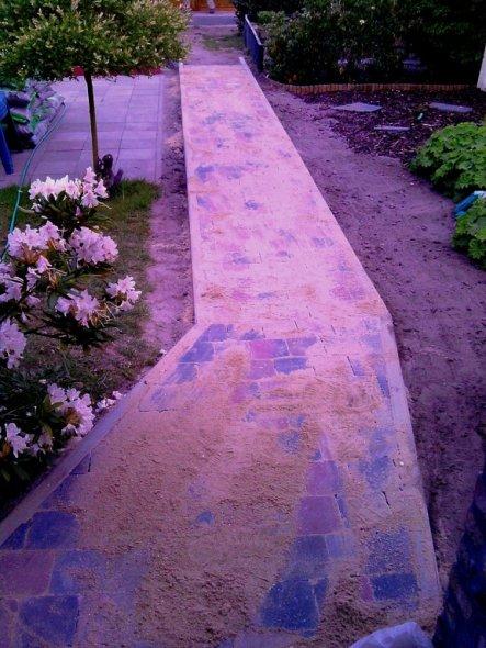 Arbeitszimmer / Büro 'Unser Garten in umbau'
