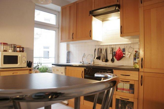 k che 39 k che 39 mein zuhause zimmerschau. Black Bedroom Furniture Sets. Home Design Ideas
