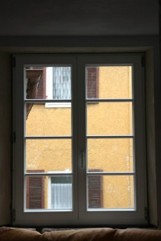 neue Fenster, ein paar von innen