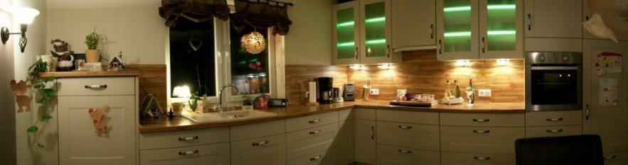 Küche Weihnachten 2010