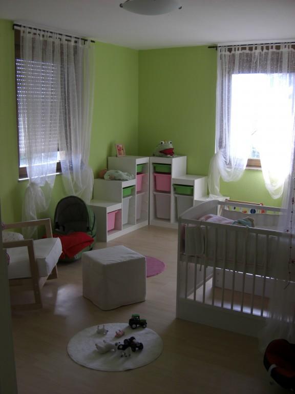 Kinderzimmer 39 smillas babyzimmer 39 mein domizil zimmerschau - Babyzimmer forum ...