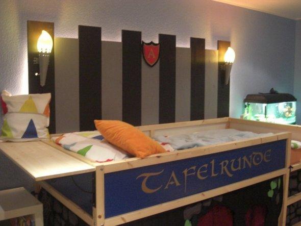 Kinderzimmer 'Adrians Ritterzimmer' - Mein Domizil - Zimmerschau